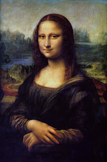 Mona Lisa by Italian artist Leonardo da Vinci, circa 1797, what is the best known, the most visited painting in the world.