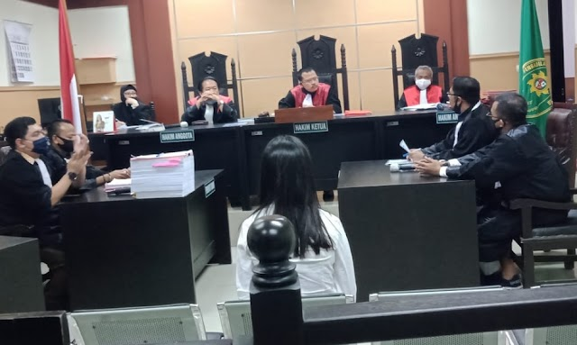 Margaret Tabrak Warga, Terancam Hukuman 12 Tahun Penjara