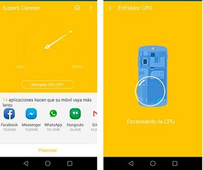Como evitar que mi movil o celular android funcione lento y se caliente