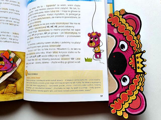 Bajki logopedyczne misia Api - Ładnie i składnie - Wydawnictwo GREG - książki logopedyczne - książki dźwiękonaśladowcze - książki dla dzieci - Agata Kalina - Maria Szyfter- rozwój mowy - logopedia - pacynka logopedyczna