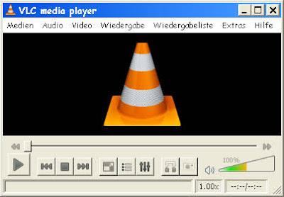 VLC Media Playerプログラムをダウンロードする