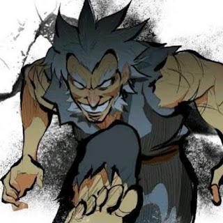 Strongest Character in God of highschool jin tejin