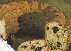 Velykų pyragas su šokoladu