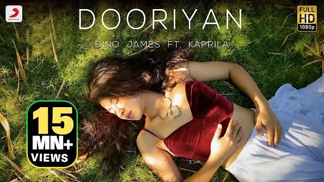Dooriyan lyrics – Dino James
