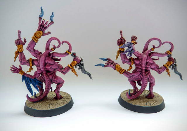 Warhammer Quest Silver Tower: Pink Horror