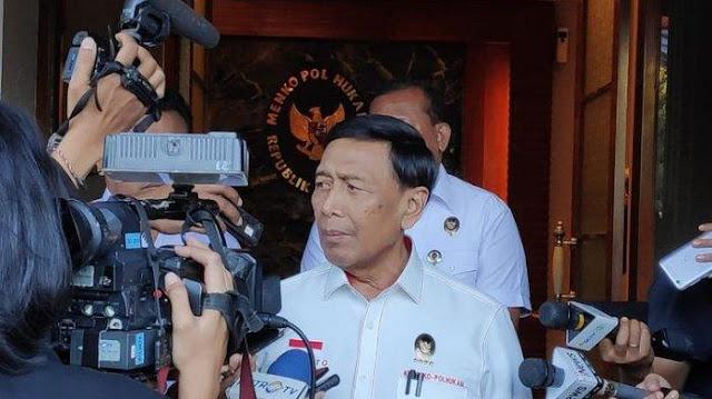 Wiranto Sebut Ada Upaya Gabungkan Teroris dengan Demo