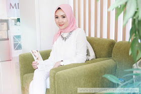 Waiting Room Miracle Clinic Kemang