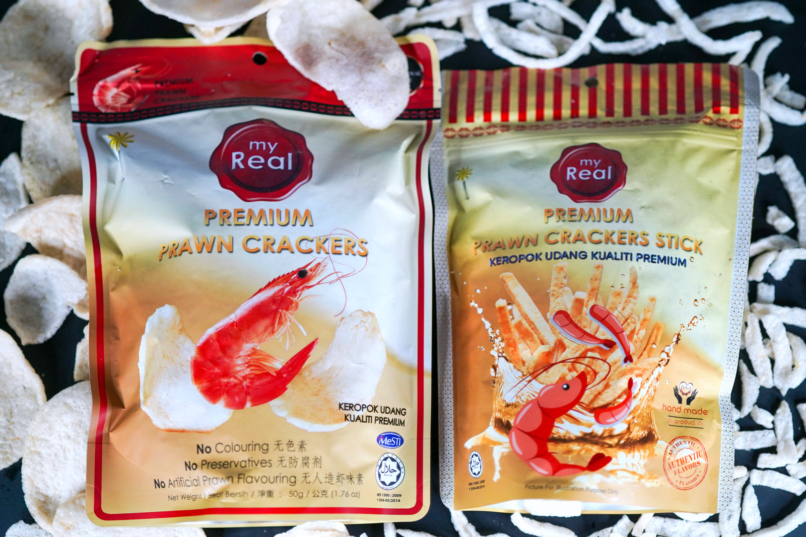 Lumut Crackers: Prawn crackers bring a Lumut family's recipes to the world
