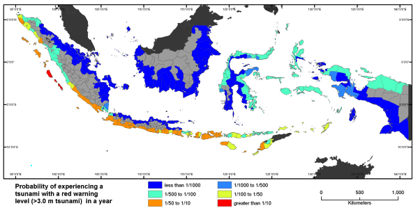 Tahapan Mitigasi Bencana Tsunami