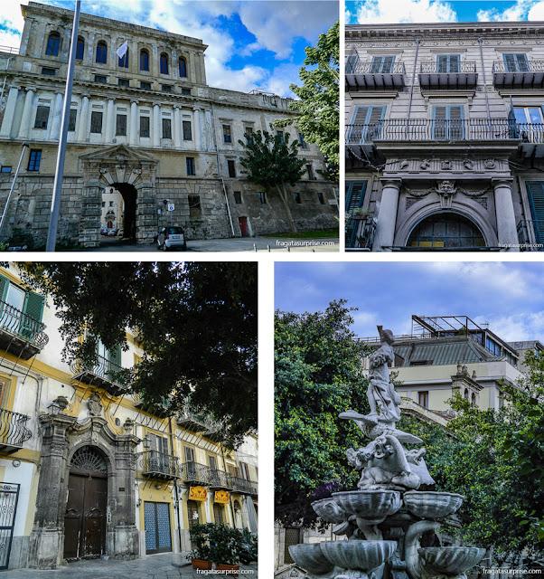 Centro Histórico de Palermo, Sicília