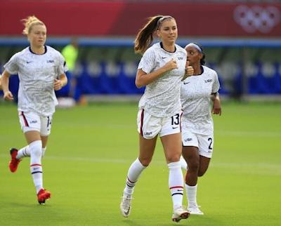 Live Streaming Bola Wanita Selandia Baru Vs Swedia Olimpiade Tokyo 2020