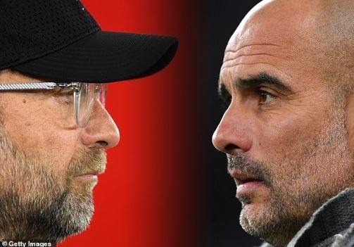 I Don't Know If We Can Catch Liverpool - Guardiola