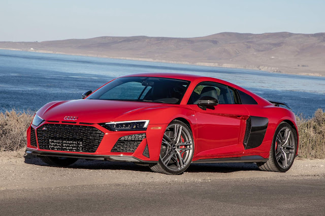 Audi R8 2021 esgota unidades para o Brasil em uma semana