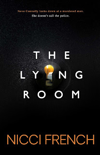 The Lying Room by Nicci French book cover