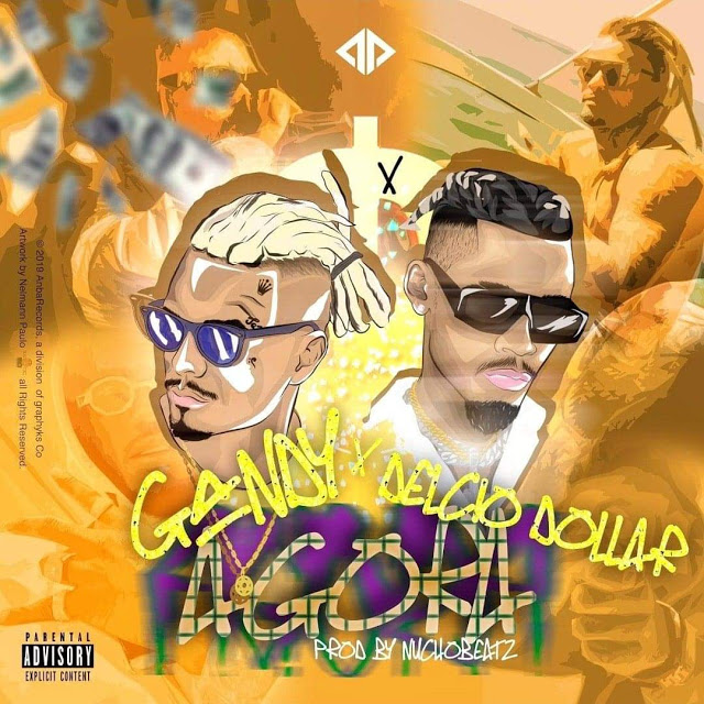 Delcio Dollar Feat. Gandy - Agora (Rap) [Download]