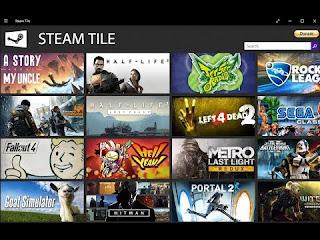 برنامج, متجر, الالعاب, الشهير, ستيم, Steam, لأنظمة, ويندوز, وماك