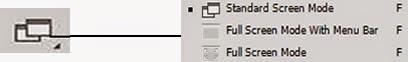 Screen Mode Button