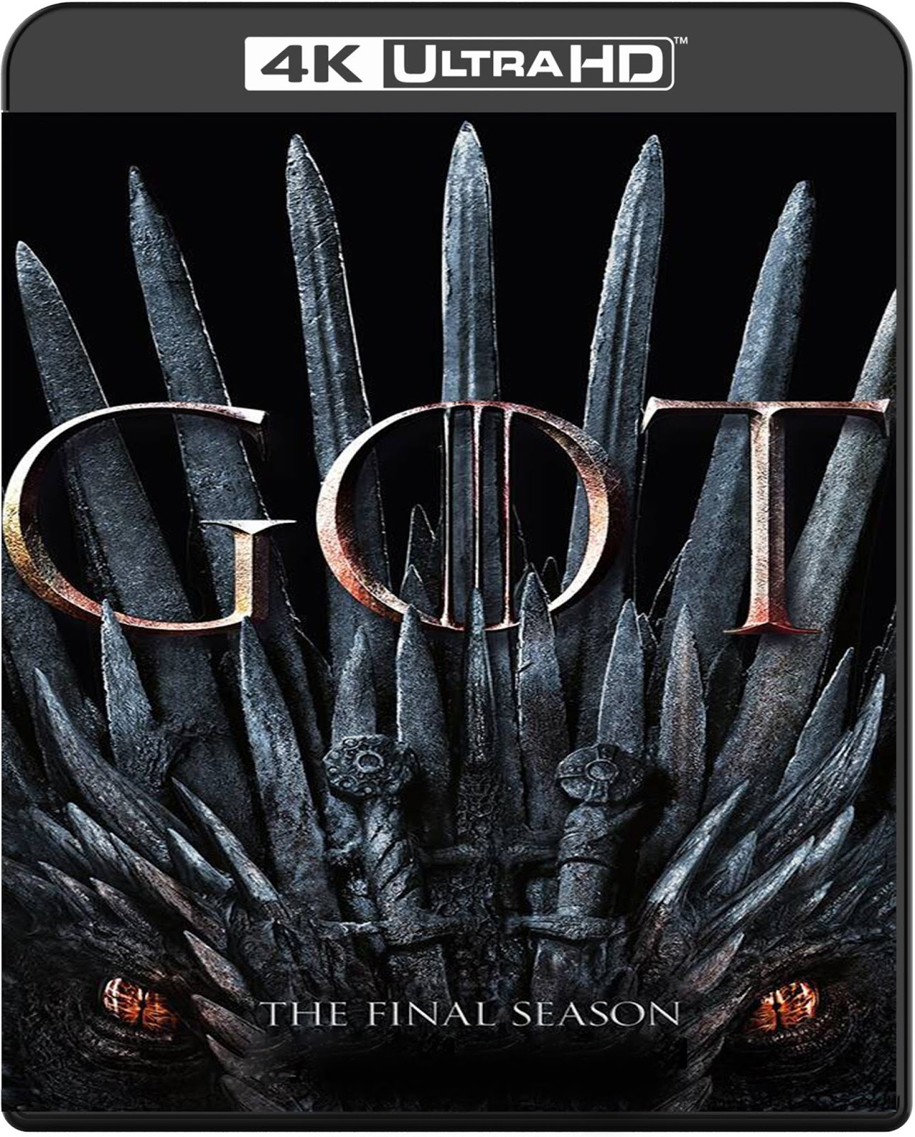 Game of Thrones [The Final Season] [2019] [UHD] [2160p] [Latino – Castellano]