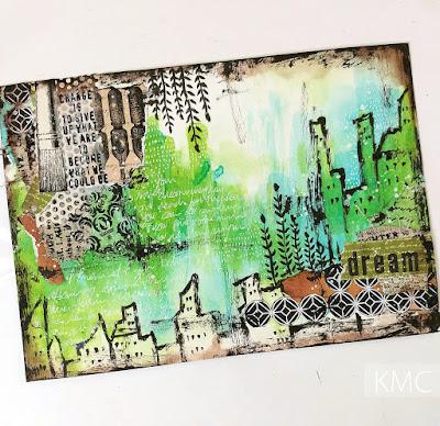 http://blog.canvascorpbrands.com/three-ideas-mixed-media-art-journals/