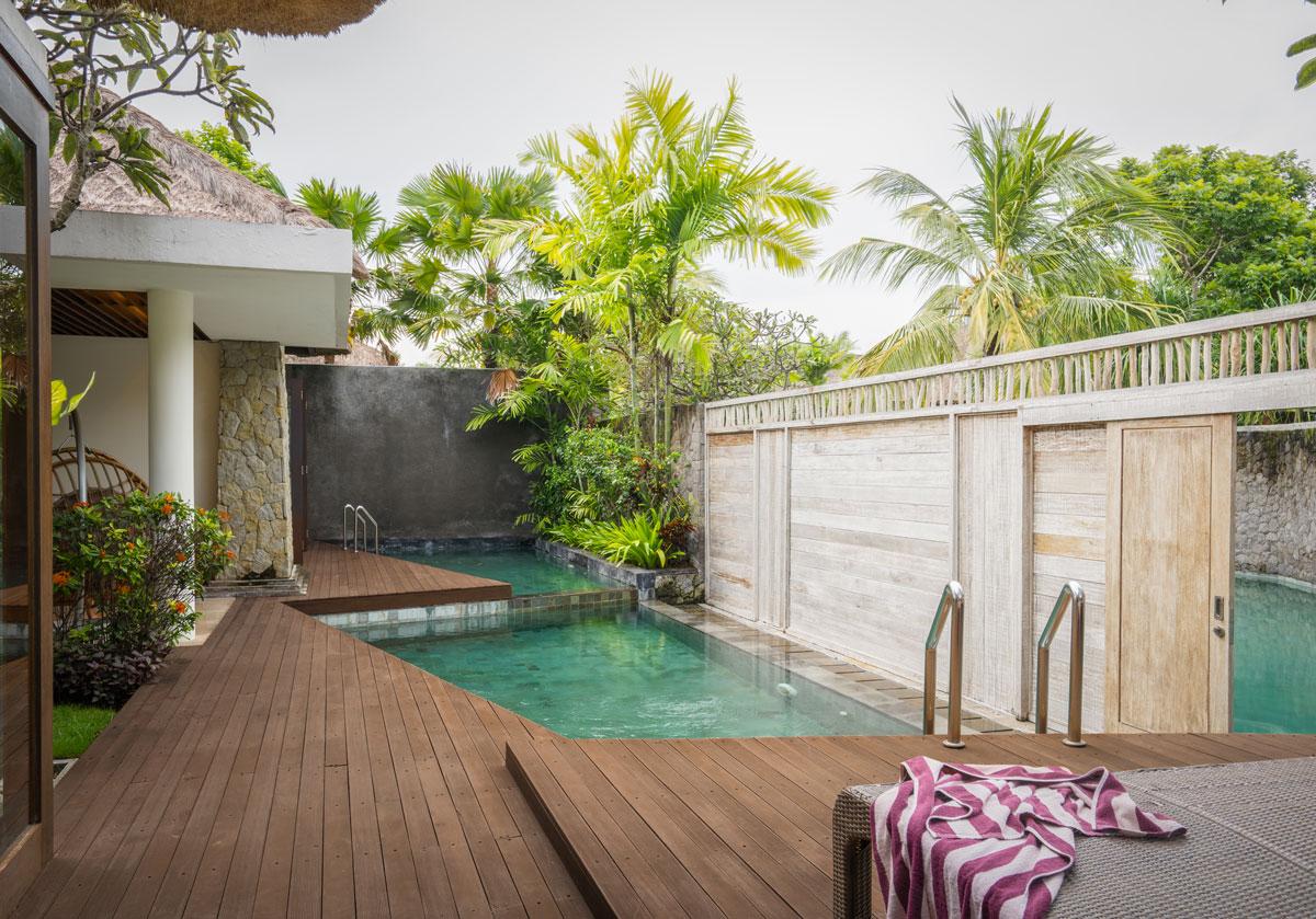 Two Bedroom Villa - Pool
