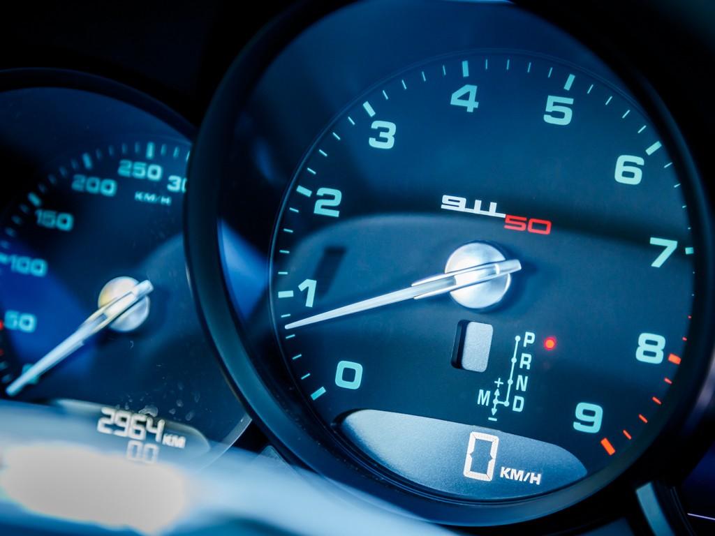Siêu xe Porsche 911 50th