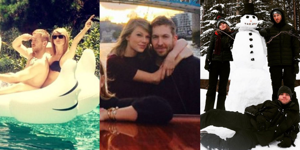 Taylor & Calvin's Most Romantic Moments