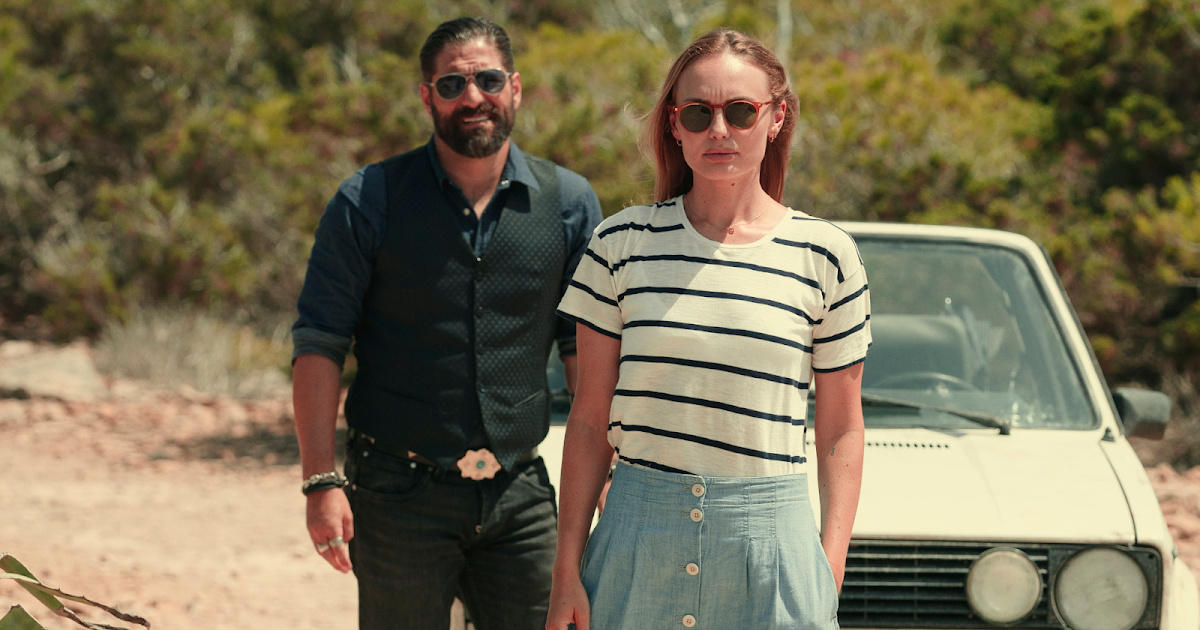 Review: Netflix's 'White Lines' Season 1 Satisfyingly Blurs Them All