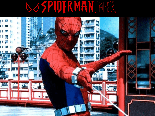 Película Spider-Man Strikes Back