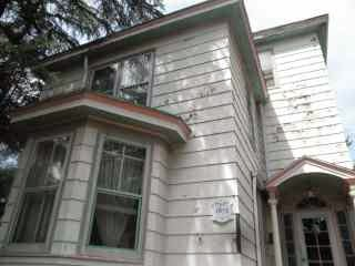 Vintage New Jersey home before homeowner began work
