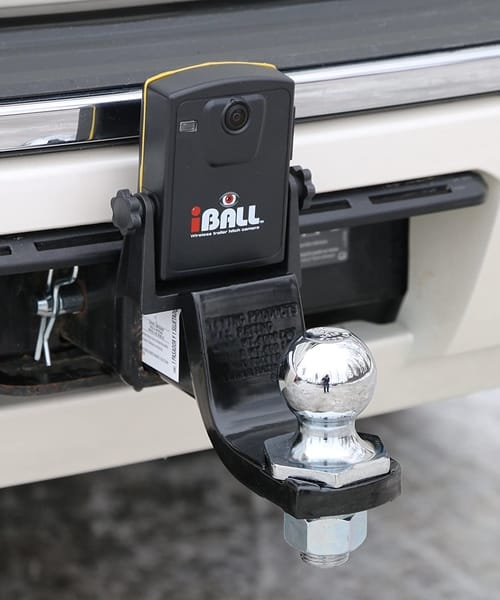 IBall Wireless Trailer Hitch Car Rear View Camera