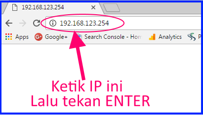 merubah password wifi prolink