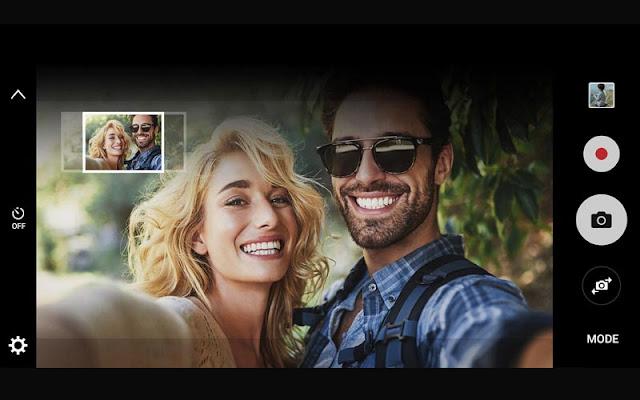 Kamera Depan Samsung J5 Prime
