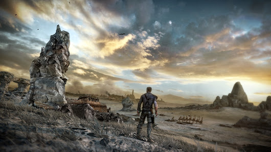 Maxi-Geek: Mad Max - First Gameplay Trailer and Screens