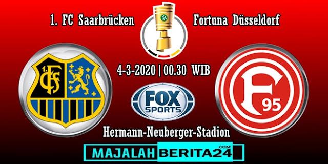Prediksi Saarbrucken vs Fortuna Dusseldorf