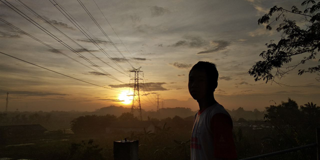 Sunrise di Tanah Perantauan