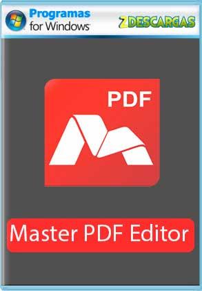 Master PDF Editor (2021) Multilingual Full Español [Mega]