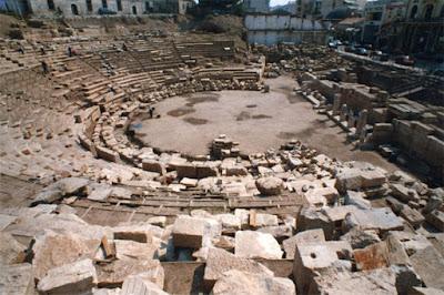 Για πρώτη φορά επισκέψιμο το Αρχαίο Θέατρο της Λάρισας
