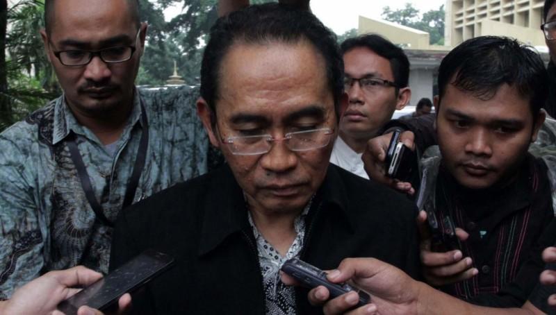 Mantan Wakil Ketua KPK Adnan Pandu