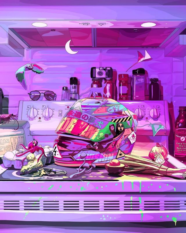 Neon by Mad Dog Jones