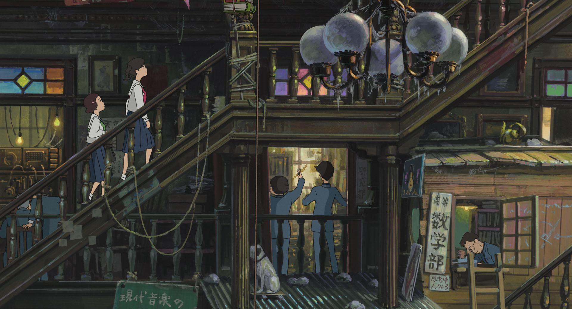 Studio Ghibli stellt Szenenfotos beliebter Filme kostenfrei zur freien Verfügung | Animations Ikonen pur