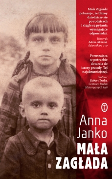 """Ku przestrodze... Recenzja """"Małej zagłady"""" Anny Janko."""