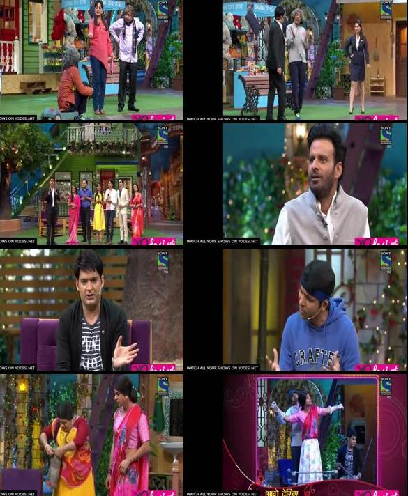 The Kapil Sharma Show 06 August 2016 HDTV 480p