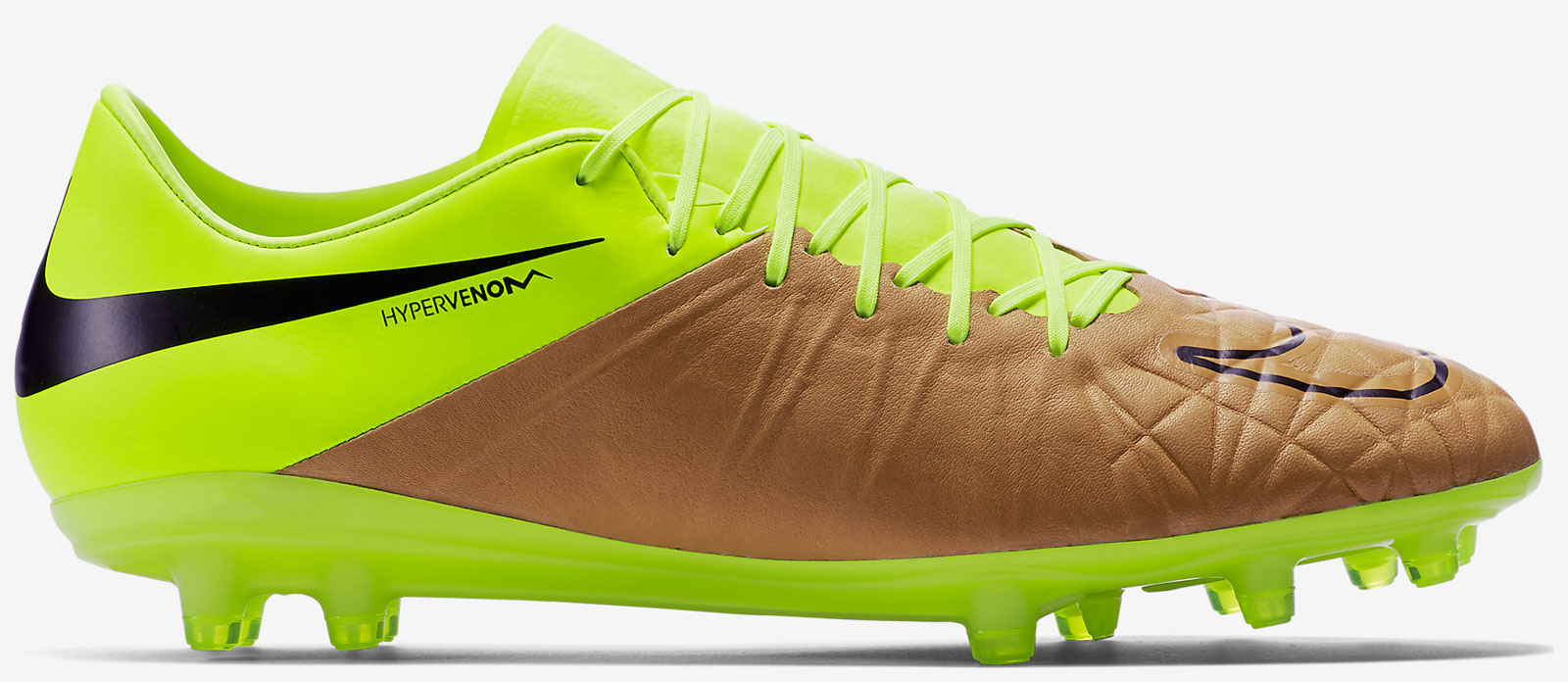 chaussures de séparation 3c7dd 1b70d nike hypervenom phinish 2 gold