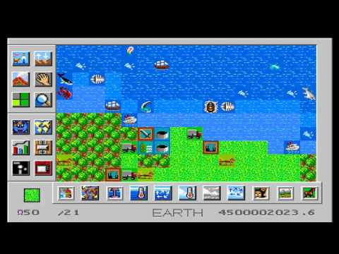SimEarth Snes Download