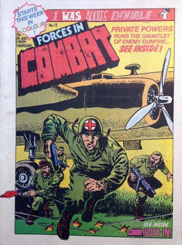 Forces in Combat #12