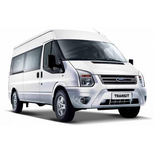 Vì sao nên chọn dòng xe Ford Transite 16 chỗ khi thuê xe?