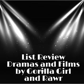 daftar ulasan drama dan film