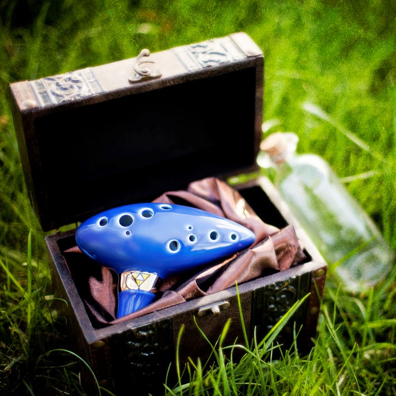 The Legend of Zelda Ocarina