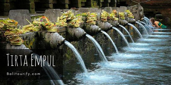 Tirta Empul Temple, Holy Spring Water Temple, Full Day Kintamani Bali Tour, Bali One Day Trip to see the awesome view of Kintamani Volcano, Private Kintamani Bali Volcano Tour