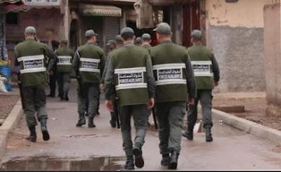 الداخلية تنفي هجرة 4 من القوات المساعدة لسبتة